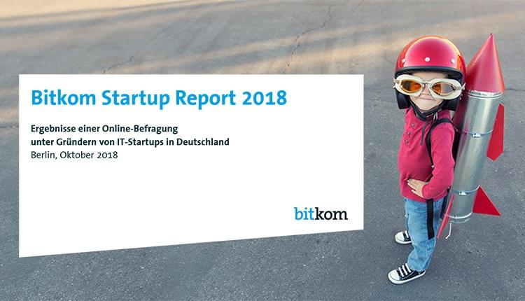 Bitkom Startup Report 2018
