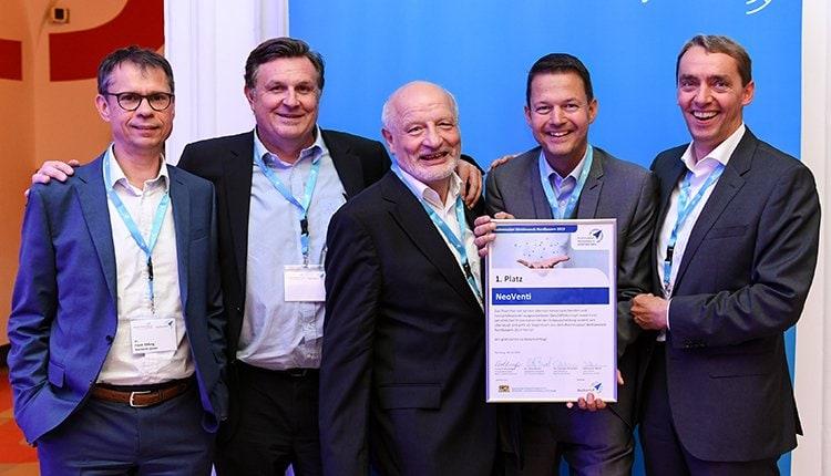 BayStartUP Finale Businessplan-Wettbewerb Nordbayern 2019