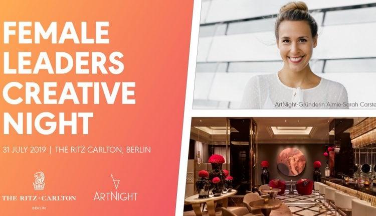 Female Leaders Creative Night