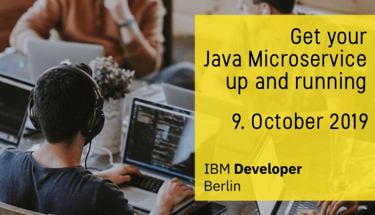IBM Microservice 1
