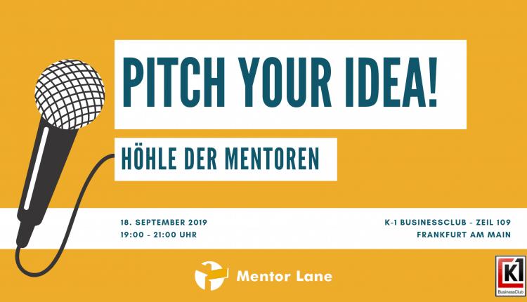 Pitch your idea (1)