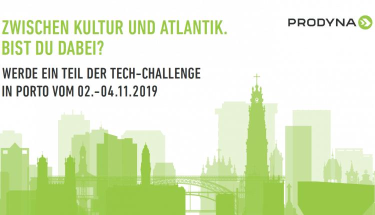 Porto Tech Challenge Logo