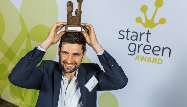 Verleihung der Start Green Awards 2018