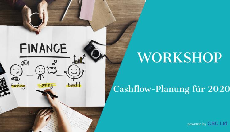 Banner Meetup Workshop Cashflow Plan 2020