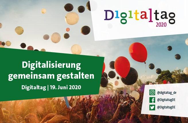 Digitaltag Flyer DIN A7