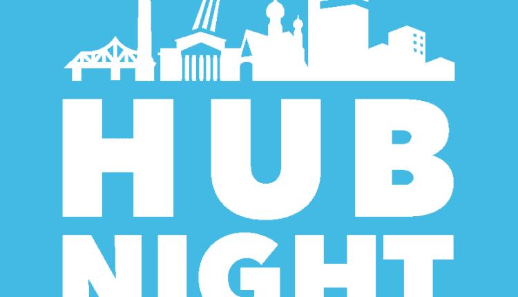 Hub Night Logo