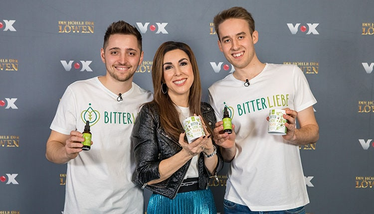 bitterliebe-gruenderstory-startup-judith-williams-hoehle-der-loewen